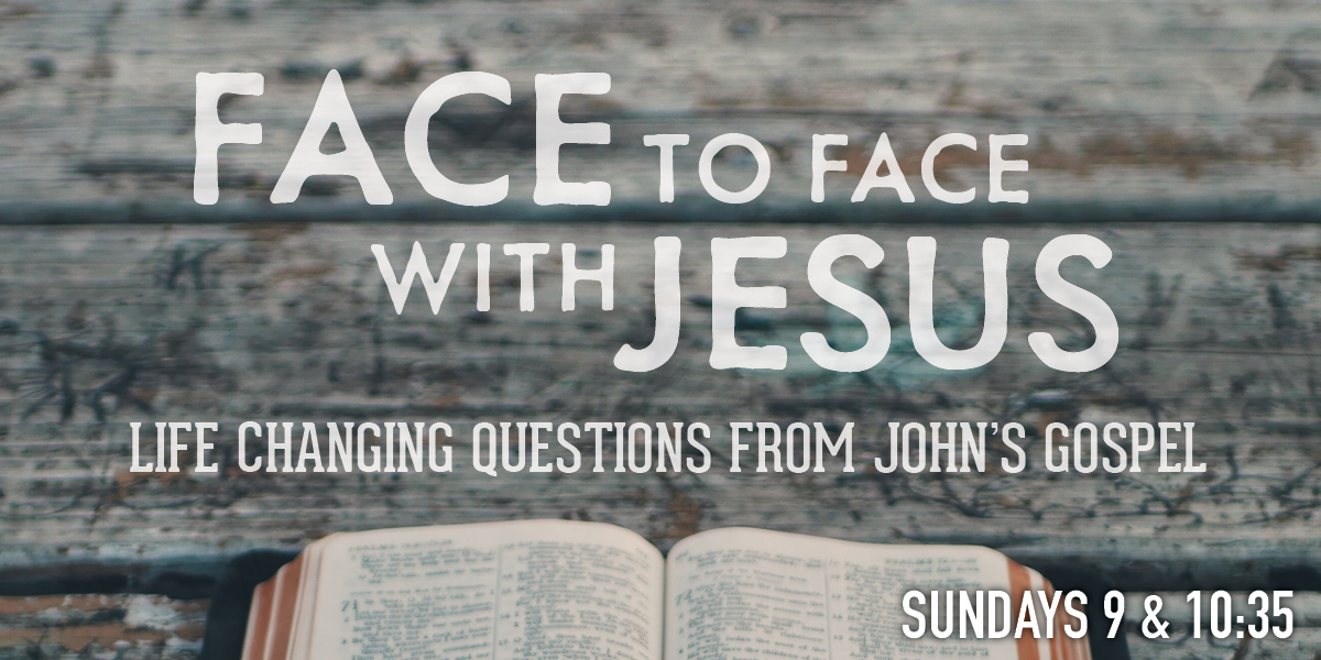 face-to-face with jesus series logo