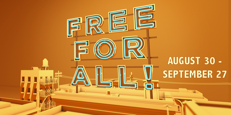 Free for All Series graphic