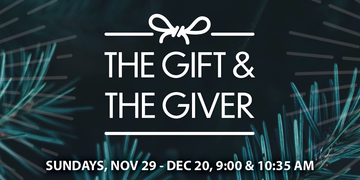 Gift & Giver series graphic